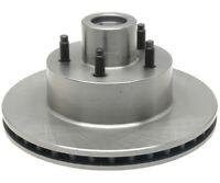 Disc Brake Rotor and Hub Assembly Front Parts Plus fits 1990 Lincoln Town Car