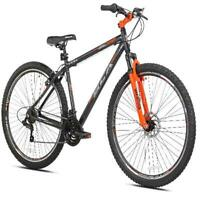 29-Inch Wheel Men's 21-Speed Mountain Bike Aluminum Frame Bicycle Outdoor Sports