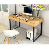 NEW Computer Desk PC Laptop Table Wood Workstation Study Home Office Furniture