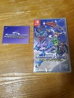 Freedom Planet Limited Run Games #035 Nintendo Switch BRAND NEW AND SEALED