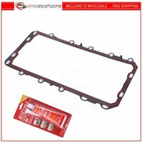 Oil Pan Gasket For 91-16 Ford E-Series F-Series Lincoln Mercury 4.6L 5.4L F 150
