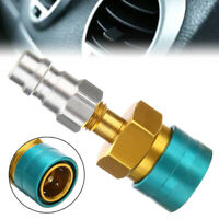 R1234YF to R134A Low Side Quick Coupler Hose Adapter for Car Air-Conditioning AC