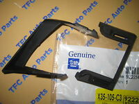 Chevy Camaro SS RS Grille Emblem Mounting Brackets  OEM GM   2010-2013