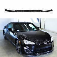 2013-2016 A-Style Front Lip(Urethane) Front Bumper Lip For Scion FRS GT86