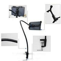 360 Rotating Desktop Stand Lazy Bed Tablet Holder Mount for iPad Samsung Air