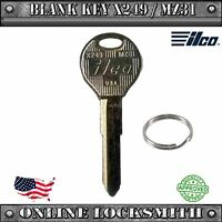 New Key For Mazda Protegé 1997-2003 and other Mazda Vehicles X249 / MZ31