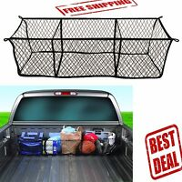 Car Auto Storage Cargo Net Trunk Organizer Collapsible Foldable Bag Truck Suv