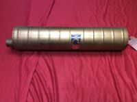 NOS 1942-1946 STUDEBAKER 4G 5G Exhaust Muffler Replaces 515056 Rare Find!