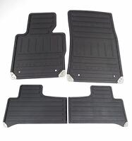 LAND ROVER RANGE ROVER L322 2011-2012 PREMIUM RUBBER MAT SET (4 PIECE) VPLMS0084