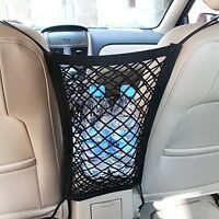 Car Seat Storage Organizer Cargo Pouch Holder Auto Accessories Single Layer
