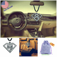 MMG Car Truck HIP HOP Pendant RearView Mirror Ornament Hanging Charm New Fashion