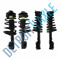 4 Front & Rear Strut for 1997 1998 1999 2000 2001 Toyota Camry Solara 2.2L