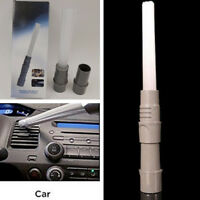 Home Car Vacuum Attachment Dust Cleaner Brush Nook Dirt Remover Cleaning Tool