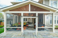Screeneze Kits For Outdoor Living