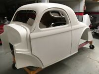 1941 Willys Americar  1941 Willys coupe body builders special
