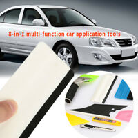 Wrapping Kit Utility Knife Squeegee Car Wrap Application Tool Cleaning Tool