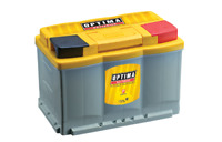 OPTIMA Battery YELLOWTOP 8073-167 Acura Honda Mazda Car Battery D51R