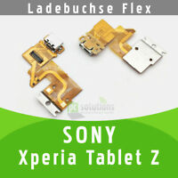 Sony Xperia Tablet Z DC Micro USB Ladebuchse Flex Connector SGP312 SGP321 - Neu