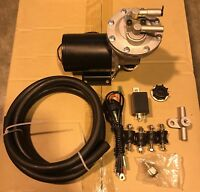 Universal Electric Vacuum Pump Kit 12v For Power Brakes