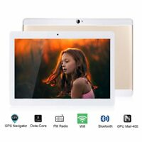 10.1'' Tablet PC Android 7.0 Octa-Core 32G/64GB 2 Sim HD Screen 3G tablet LOT LU