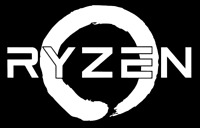 AMD RYZEN Decal JDM Decal for Car, Windows, Outdoors, Computer, Laptop, Phone...