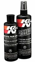 KN Air Filter Oil Care Cleaning Service Kit Recharger Squeeze Bottle Car Spray