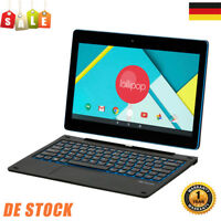 11.6 Zoll 2-In-1 Tablet PC Notebook 2+64GB Android 6.0 Quad Core 2*Kam OTG PAD