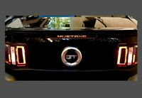 Ford Mustang Third Brake Light Overlay Decal  Sticker 2010 2011 2012 2013 2014