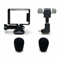 Mini Stereo Microphone 3.5mm Camera Accessory for GoPro Hero 3/3+/4 YK