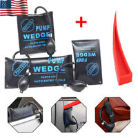 Air Pump Wedge Inflatable Leveling Alignment Shim Bag Tool hand level frame 4PCS