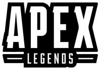APEX LEGENDS Vinyl Decal, Game, Sticker, Window, Computer, xbox, PS4, Laptop etc