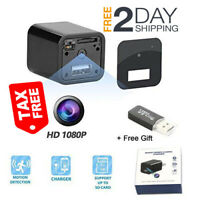 Usb Wall Charger, Charger Adapter, 1080P Hd Hidden Camera Motion Detection Loop