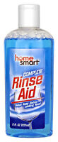 Home Smart Complete Rinse Aid for Dishwashers 80 Loads Cleaning Supplies