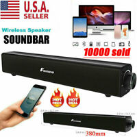 Sound Bar TV Soundbar Wired and Wireless Bluetooth Home Theater TV Speaker NEW