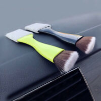 1pc Car Air Vent  Dash Dust Brush Detail Detailing Cleaning Brush Tool Accessory