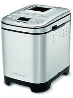 Cuisinart Bread Maker, Up To 2lb Loaf, Compact Automatic CBK-110P1 NEW FAST SHIP