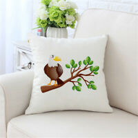 Animal Printing Pillowslip Home Supplies Pillow Case Cushion Cover without Core