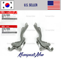 Hood Hinges Set 2 Left + Right Pair 791101M000 791201M000 KIA FORTE 2009-2013