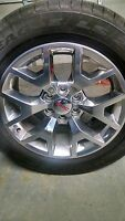 4 BRAND NEW!!! 2017 GMC SLT Wheels and Tires