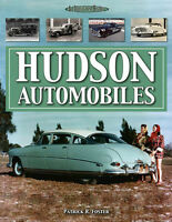 Hudson Automobiles Illustrated History Patrick R. Foster 10357