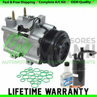 New A/C Compressor and Clutch Kit Fits Ford Crown Victoria 4.6L V8 2006-2011