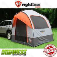 Rightline Gear Universal Fit Outdoor SUV Tent For SUV Mini Van and Crossovers