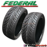 2 Federal SS595 235/40ZR18 Ultra High Performance Tires