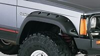 NEW JEEP CHEROKEE XJ 84-2001 8 PC ABS FENDER FLARES POCKET STYLE  5