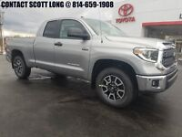2018 Toyota Tundra 2018 Double Cab 5.7L V8 4WD SR5 TRD Off Road New 2018 Tundra Double Cab SR5 TRD Off Road 4x4 5.7L V8 Backup Camera Tow Hitch