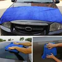 1pc 160x60cm Car Wash Towels Micro Superfine Fiber Drying Cleaning Home Kitchen