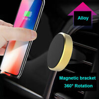 Car 360° Air Vent Phone Magnetic Holder GPS Stand Mount Bracket Auto Accessory