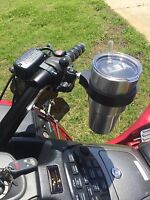 Yeti Cup Holder Motorcycle w/1.00