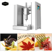 Desktop Food Chocolate 3D Printer Machine With Touch Screen Auto Leveling WiFi