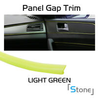 20ft Plating Green Styling Line Gap Trim Moulding Strip  Air Conditioner Guard